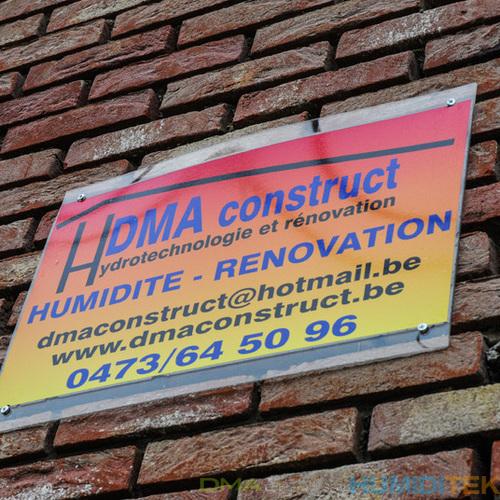 DMA -  Rénovation