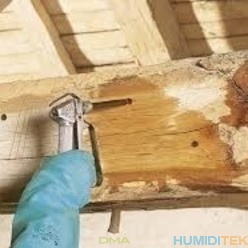Humiditek - Traitement des bois